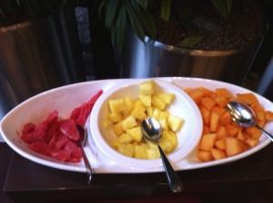 Wohlverdiente Frühstückspause